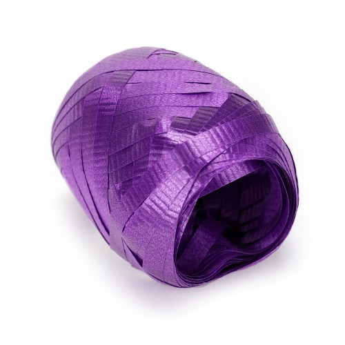 Purple Curling Ribbon Keg | 66'