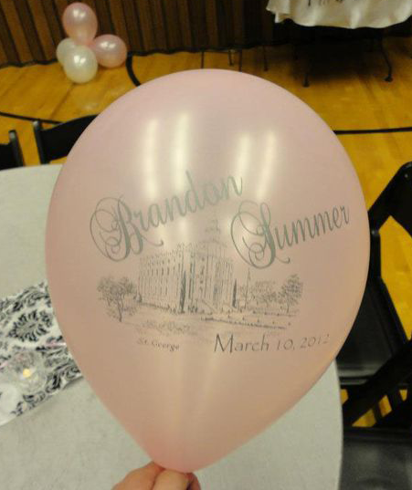 "12"" Printed Latex Balloons - Click Image to Close"